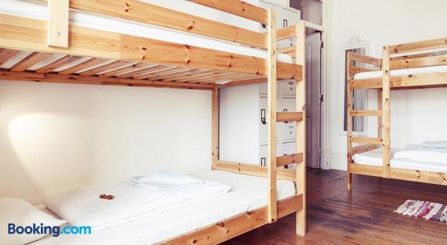 Lisbon Chillout Hostel - Lisbon - Bedroom