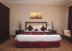 Crossroads Hotel - Lilongwe - Kamar Tidur