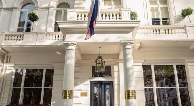 The Royal Park Hotel - London - Building