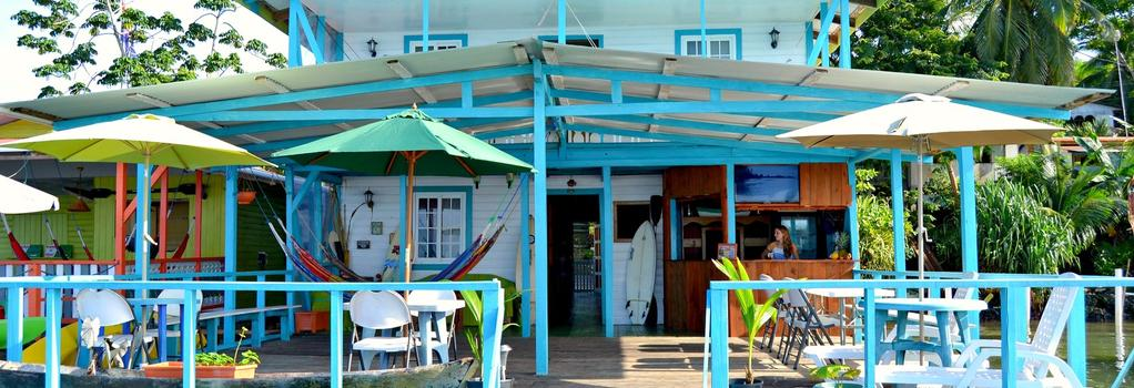 Bubba´s House - Bocas del Toro - Building