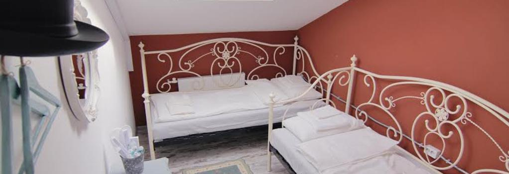 Gindza Hostel Sretenka - Moscow - Bedroom