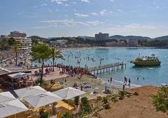 Hotel Flor Los Almendros - Peguera - Pantai
