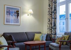 Hotel Terminus Stockholm - Stockholm - Kamar Tidur