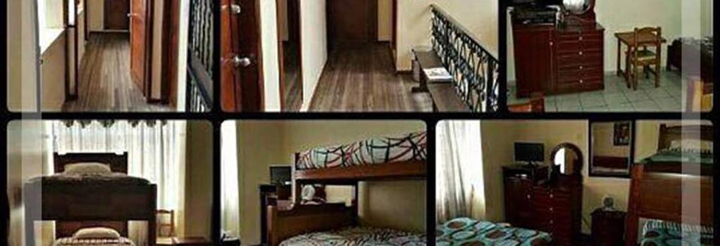 Hostal Venezuela - Quito - Bedroom
