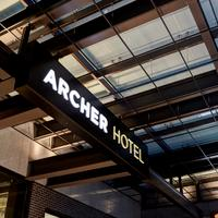 Archer Hotel New York Hotel Entrance
