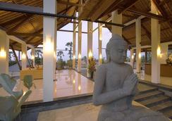 Siddhartha Ocean Front Resort & Spa - Kubu - Lobi