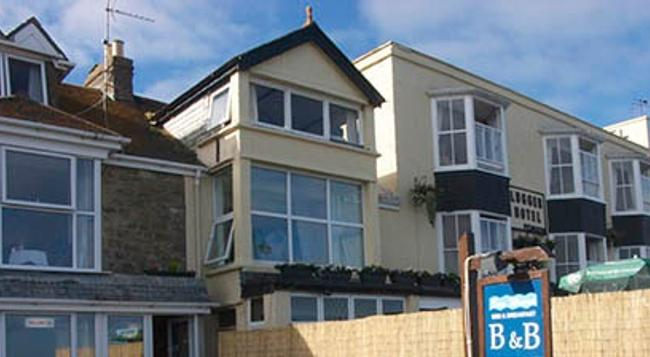 Sea Waves B&B - Penzance - Building