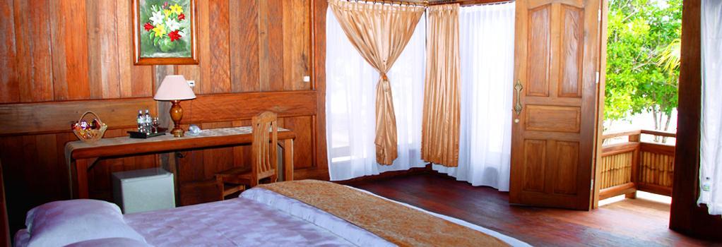 Patuno Hotel & Resort Wakatobi - Wangi-Wangi - Bedroom