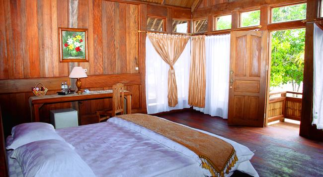 Patuno Hotel & Resort Wakatobi - Wangi-Wangi - Bedroom