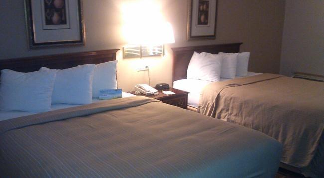 Days Inn Birmingham AL - Birmingham - Bedroom