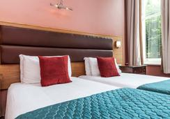 Trebovir Hotel - London - Kamar Tidur