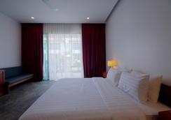 Tanei Resort & Spa - Siem Reap - Kamar Tidur
