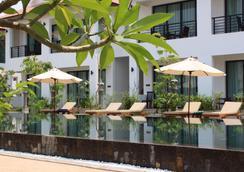 Tanei Resort & Spa - Siem Reap - Pemandangan luar