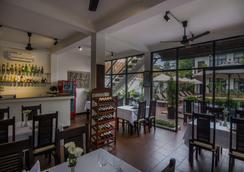 La Rose Blanche Boutique - Siem Reap - Restoran