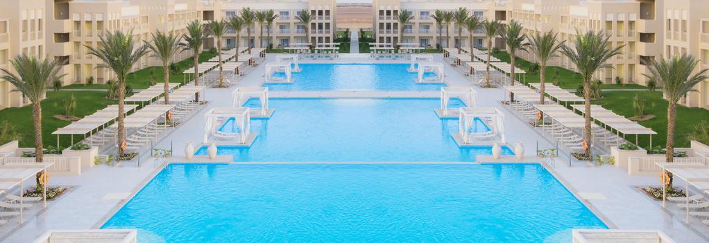 Jaz Aquaviva - Hurghada - Building