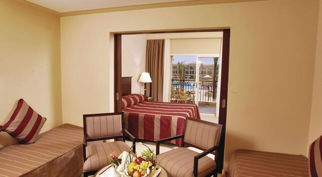 Jaz Mirabel Resort - Sharm el-Sheikh - Bedroom