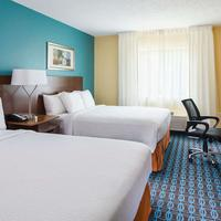 Fairfield Inn and Suites by Marriott Houston Westchase Guest room