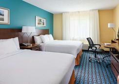 Fairfield Inn and Suites by Marriott Houston Westchase - Houston - Kamar Tidur