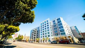 Ginosi Figaro Apartel - Los Angeles - Bangunan