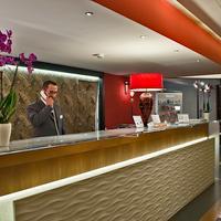 Hotel Caravel Reception