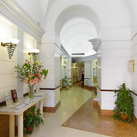 Hotel Hiberia Lobby