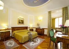 Hotel Hiberia - Roma - Kamar Tidur