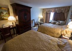 Avenue Plaza Hotel - Brooklyn - Kamar Tidur