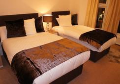 Sapphire Hotel - London - Kamar Tidur