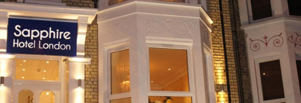 Sapphire Hotel - London - Building