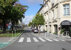 Best Western Hotel Royal St Jean - Bordeaux - Pemandangan luar