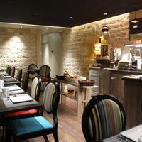 Best Western Hotel Le Montmartre Saint Pierre Breakfast Area