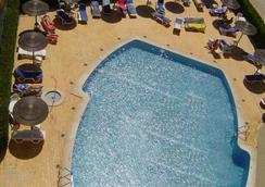 Apartamentos Turisticos Presidente - Portimão - Kolam