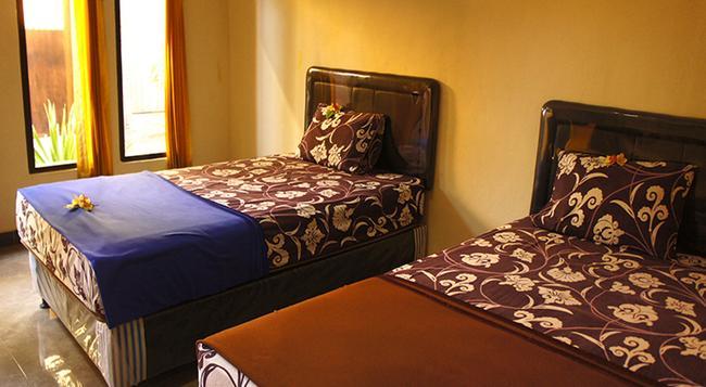 Bidadari Hotel - Kuta (Bali) - Bedroom