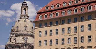 Steigenberger Hotel de Saxe - Dresden - Bangunan