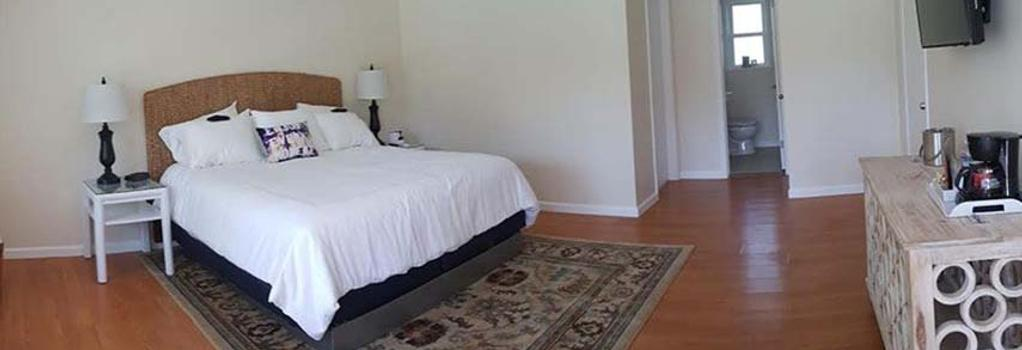Pacific Crest Hotel Santa Barbara - Santa Barbara - Bedroom
