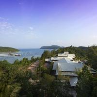 Redang Island Resort Aerial View
