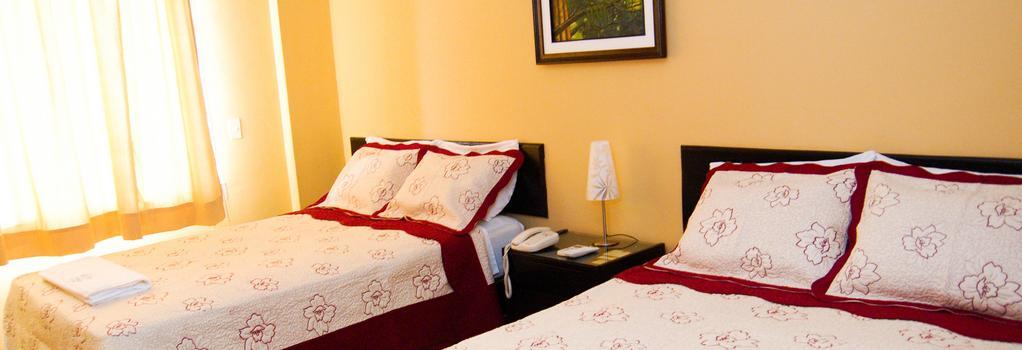 Atlantis Hotel Iquitos - Iquitos - Bedroom