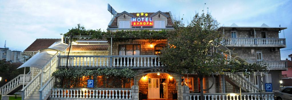 Hotel Evropa - Podgorica - Building