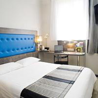 Hotel Carre Vieux Port Marseille Chambre double douche