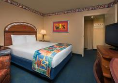 Disney's All-Star Music Resort - Lake Buena Vista - Kamar Tidur