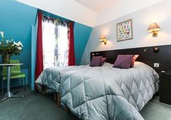 Le Régent Hostel Montmartre - Paris - Kamar Tidur