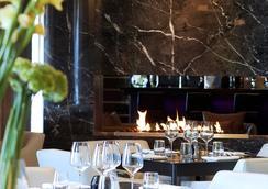 Queen Victoria Hotel - Cape Town - Restoran