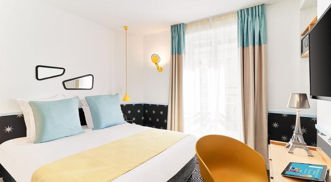 Hotel Augustin Astotel - Paris - Bedroom