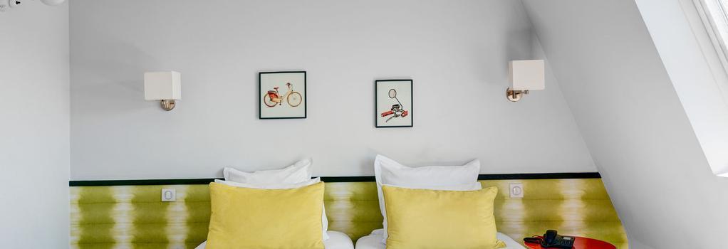 Hôtel Acadia - Astotel - Paris - Bedroom
