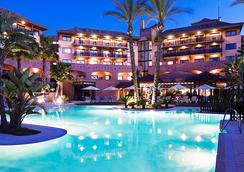 Hotel Islantilla Golf Resort - La Antilla - Kolam