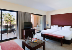 Hotel Islantilla Golf Resort - La Antilla - Kamar Tidur