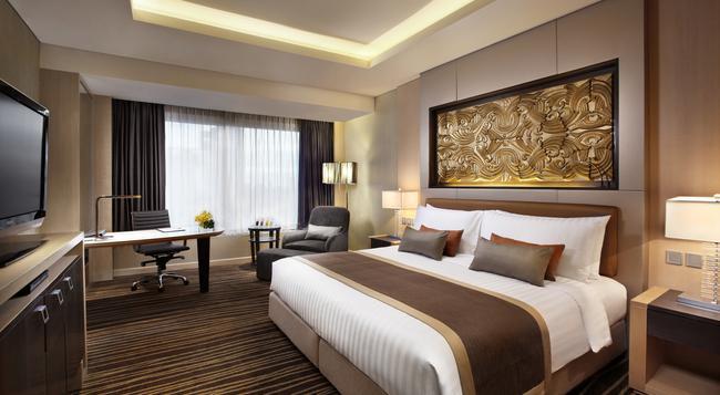 Amari Watergate Bangkok - Bangkok - Bedroom