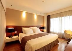 Best Western Premier Hotel Kukdo - Seoul - Kamar Tidur