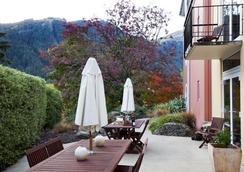 Central Ridge Boutique Hotel - Queenstown - Pemandangan luar