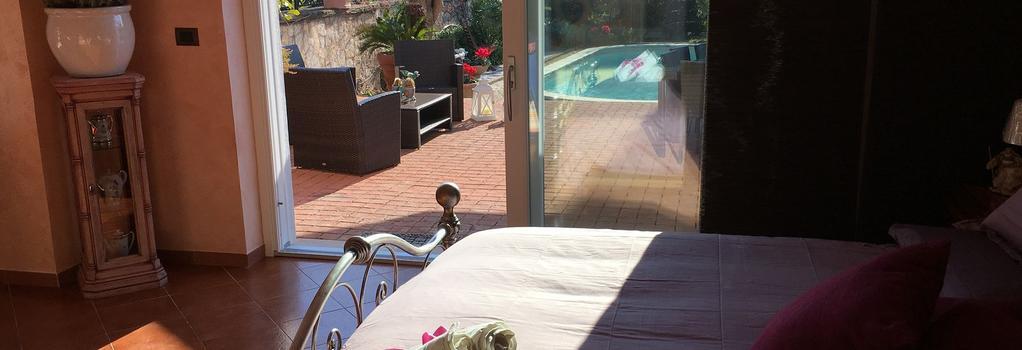 Il Giardino di Armida - Salerno - Bedroom